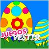 Juegos huevos de pascua para colorear