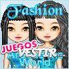 Juegos moda en todo el mundo